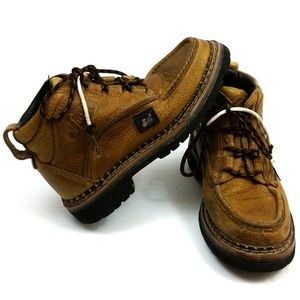 Justin Boots Golden Caprice Cowhide Chukka L0988